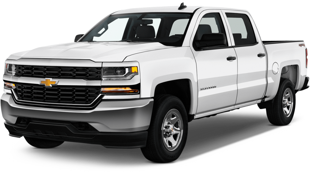 Mike Albert Rental — Chevrolet Silverado