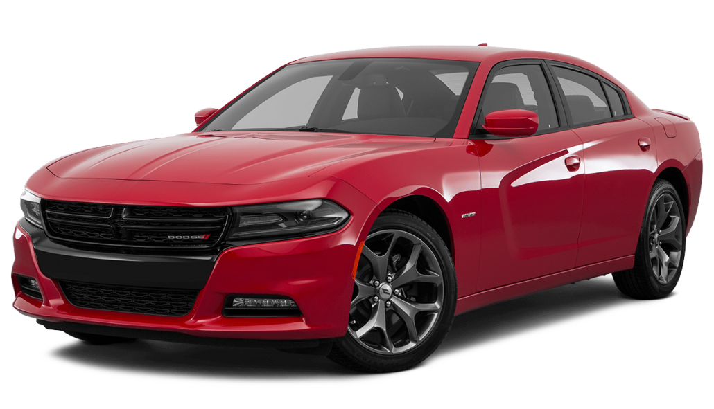 Mike Albert Rental — Dodge Charger Premium Sedan Rental Cars