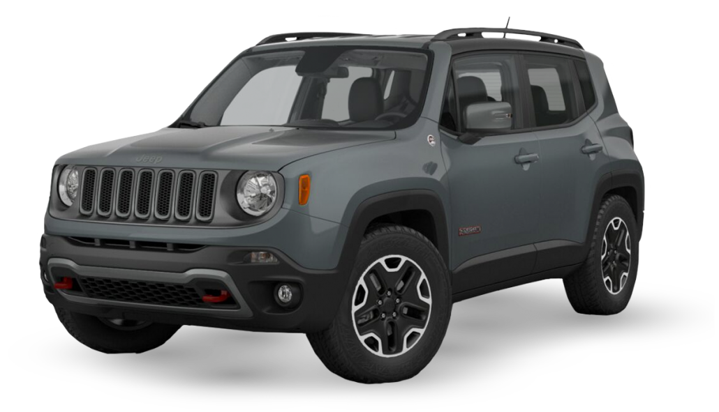 Mike Albert Rental — Jeep Renegarde