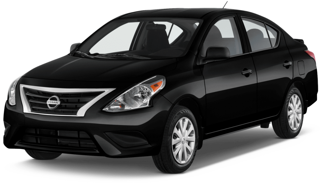 Mike Albert Rental — Nissan Versa Economy Sedan Rental Cars