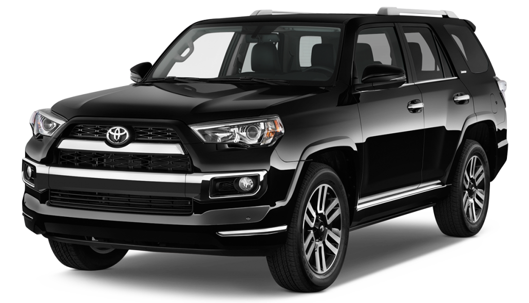 Mike Albert Rental — Toyota 4Runner