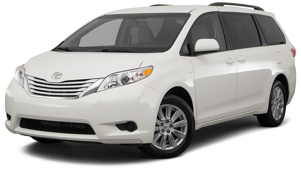 Mike Albert Rental — Toyota Sienna