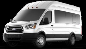 12 Passenger Van - Ford Transit