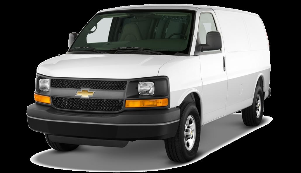 2 Passenger Van - Chevrolet Express