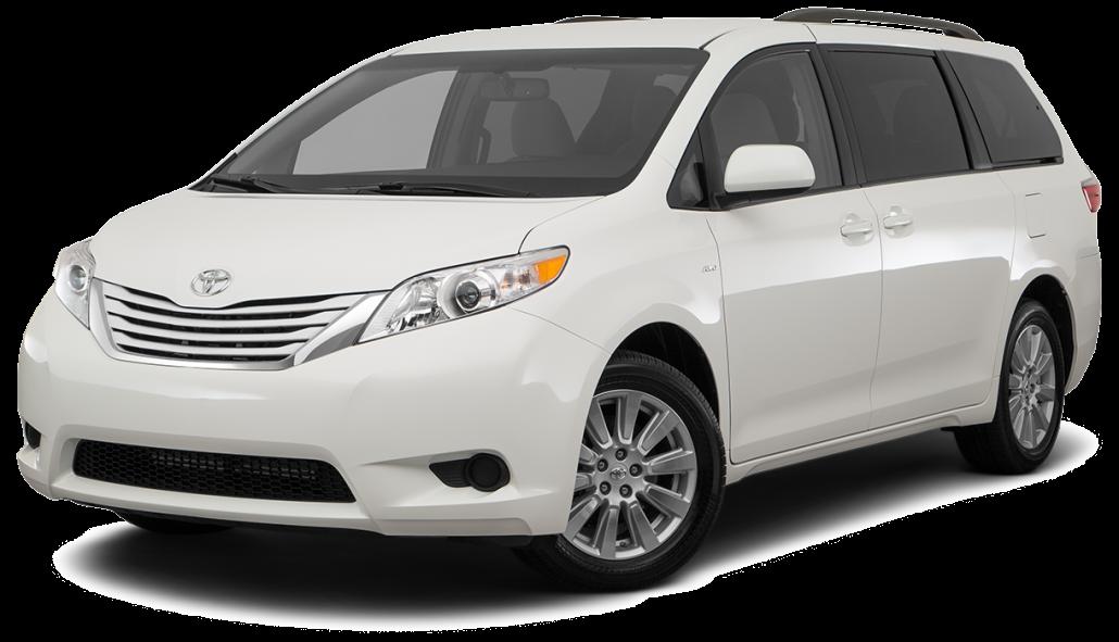 7 Passenger Minivan - Toyota Sienna