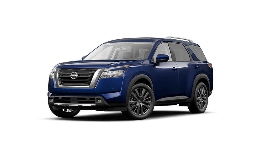 Full Size SUV Example: Nissan Pathfinder SL