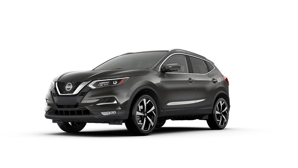 Intermediate SUV Example: Nissan Rogue sport