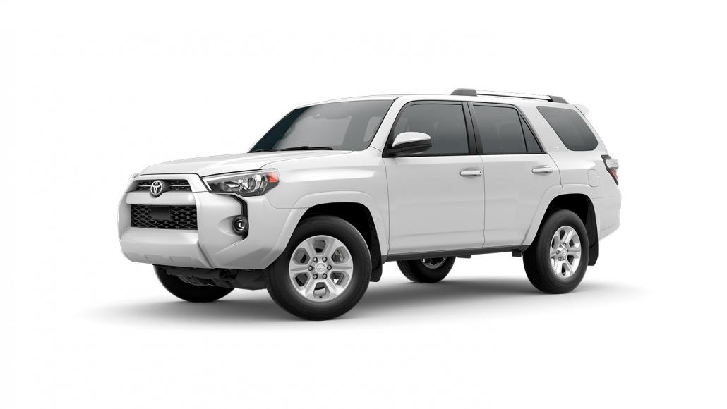 Standard SUV Example: Toyota 4Runner SR5